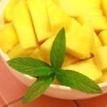パイナップル : pineapple