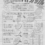 ソーキのパイン煮 / パイングラタン / パインシャーベット レシピ(資料)