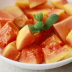 石垣珊瑚パパイヤに感激した件 / Ishigaki coral papaya