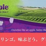 【見た目は普通のリンゴ!でも味はブドウ!?】 驚きの品種「グレイプル(Grapple)」まとめ